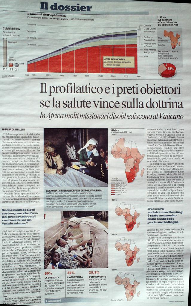 Repubblica 22 novembre 2010