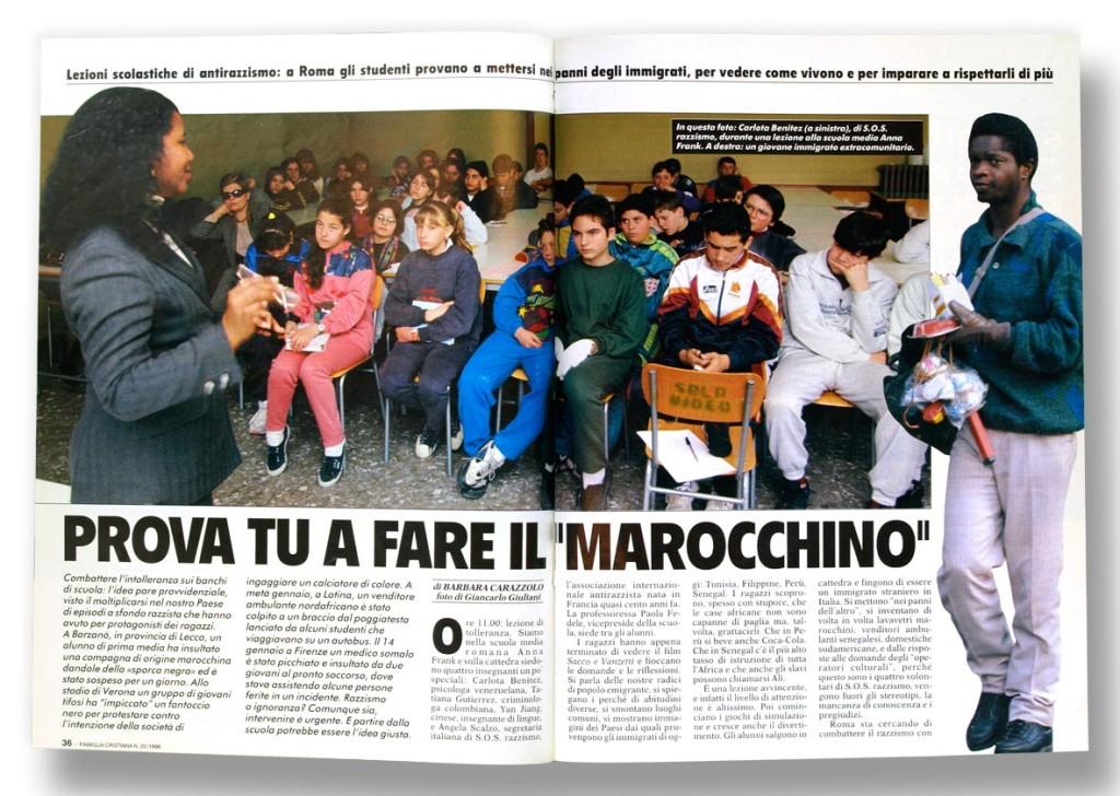 Famiglia Cristiana Maggio 1996
