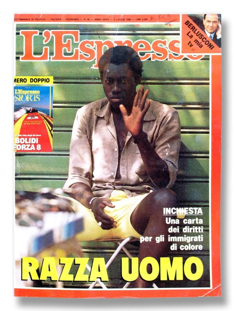 L'Espresso Luglio 1988