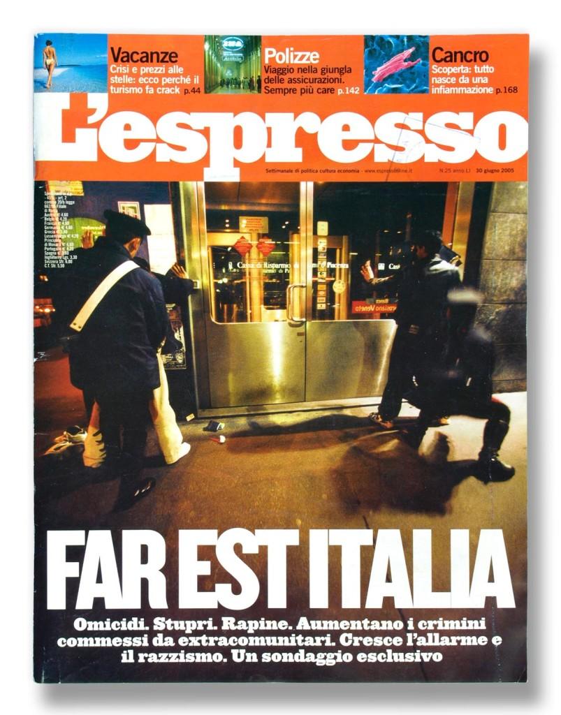 Espresso giugno 2005