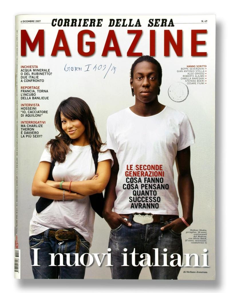 Magazine Dicembre 2007