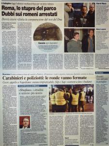 Corriere della Sera 2 Marzo 2009
