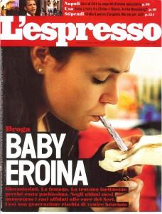L'espresso  gennaio 2008