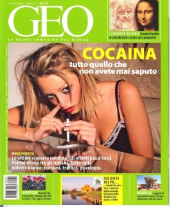 GEO -ottobre 2008