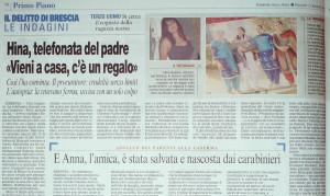 Corriere della Sera17 agosto 2006