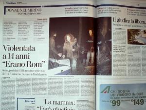 La Stampa 15 febbraio 2009