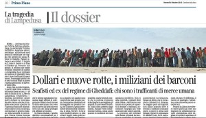 Corriere della Sera 4 ottobre2011