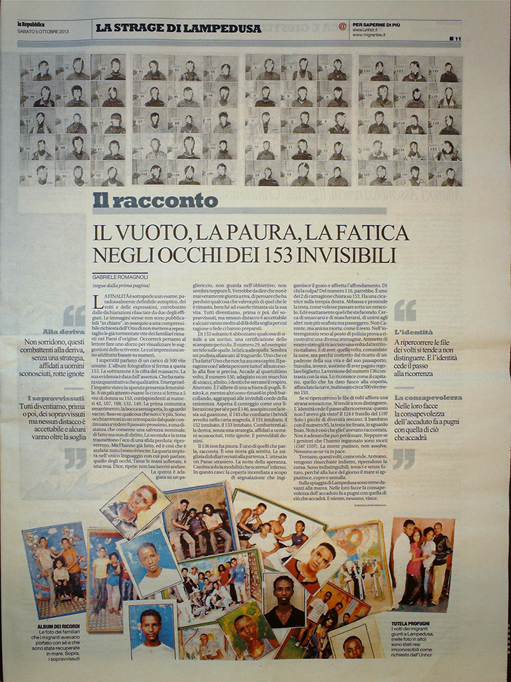 Repubblica 5 ottobre 2013
