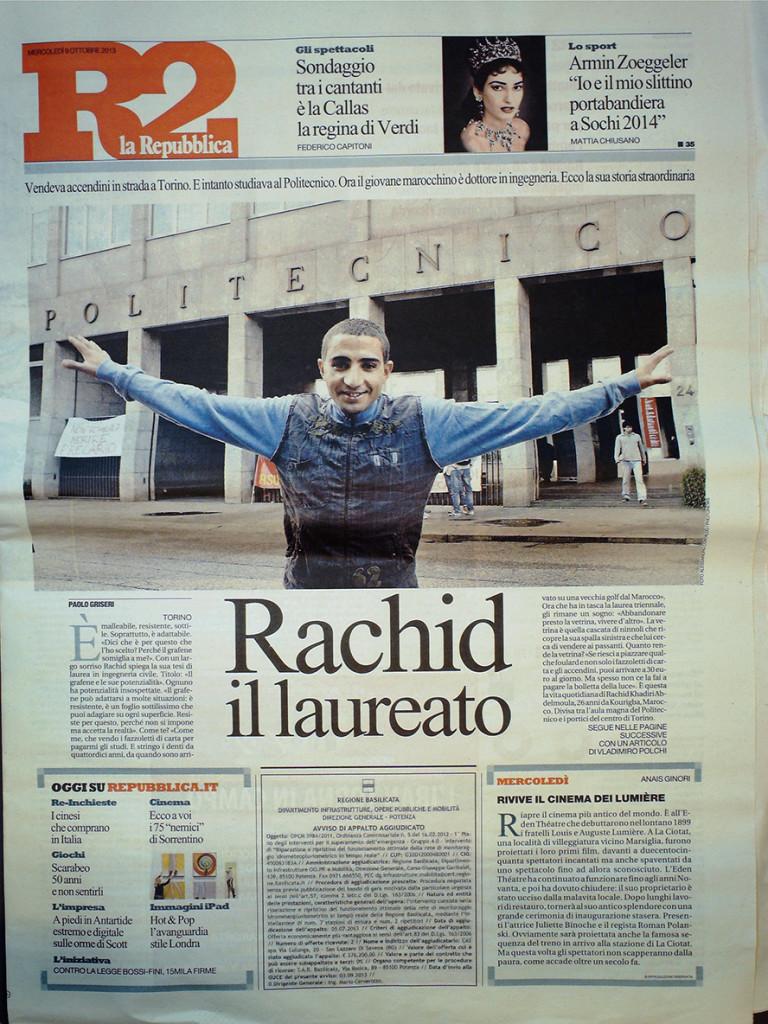 Repubblica Ottobre 2013