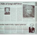 la stampa 1 dicembre 2005