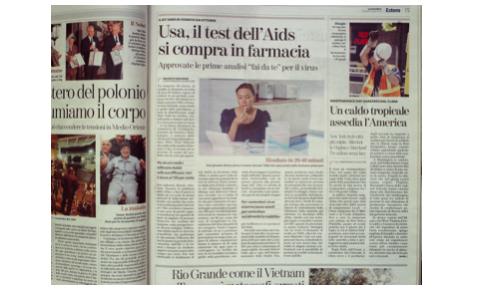 La stampa 5 luglio 2012