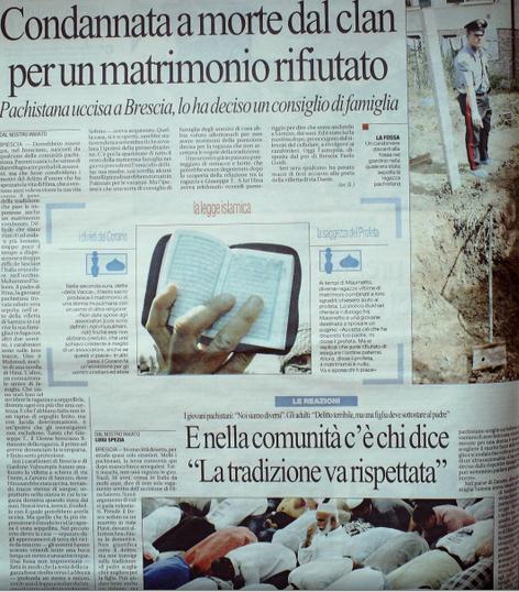 La Repubblica, 14 agosto 2006