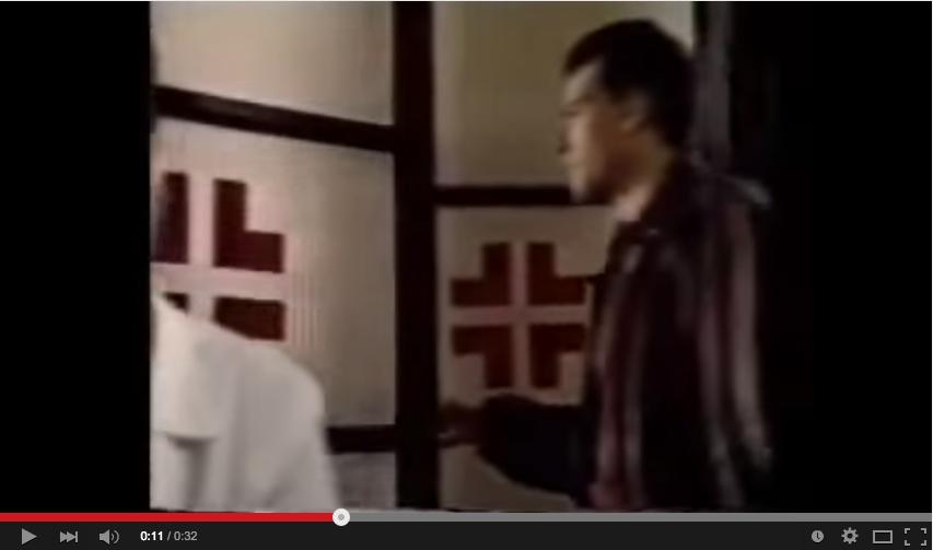 Hiv/Aids spot 2 - Ministero Salute 1991