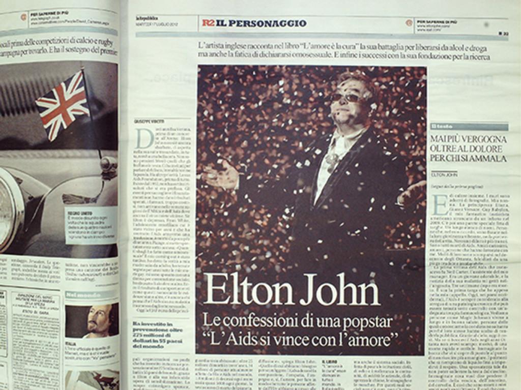 Repubblica 17 luglio 2012