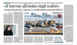Corriere della Sera 15 maggio 2014