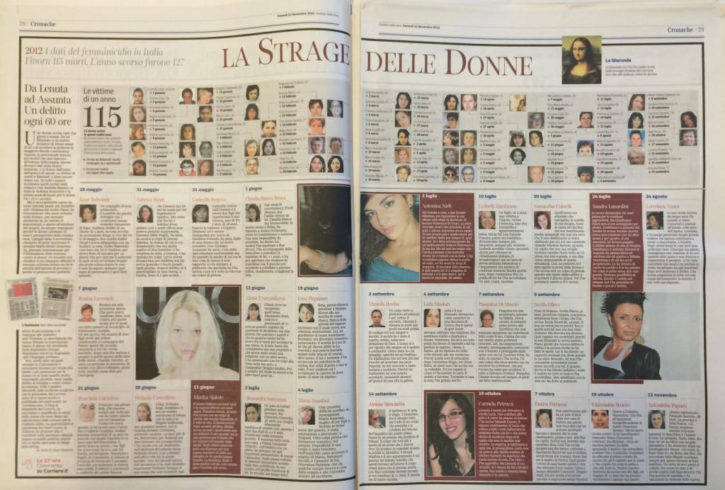 Corriere 23 novembre 2012