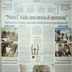 La Repubblica 1 dicembre 2005